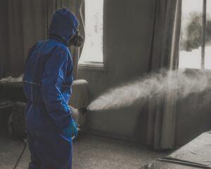 ozonowanie małych pomieszczeń clean expert