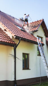 mycie dachu clean expert